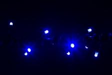 Гирлянда BRIGHTLED String 10м (Нить) LED синий