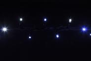 Гірлянда BRIGHTLED String (Нитка) Bi-color 10м синій + білий