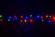 Гірлянда BRIGHTLED String 10м (Нитка) LED мульти