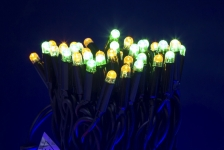 Гирлянда BRIGHTLED String 10м (Нить) LED мульти