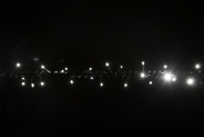 Гирлянда BRIGHTLED String 10м (Нить) LED FLASH белый