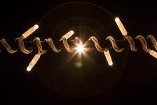 Гирлянда BRIGHTLED String 10м (Нить) LED тепло-белый