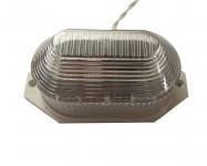 Стробоскоп LED светодиодный накладной яркий SMD 6LED прозрачный