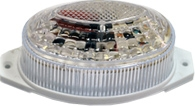 Стробоскоп LED світлодіодний накладний SLD +18 LED прозорий
