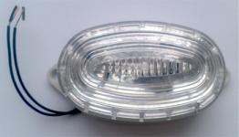 Стробоскоп накладной SF-33 прозрачный 15Вт - Лампа импульсная